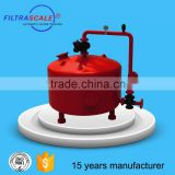 Filtrascale agricultural water filter for drip irrigation