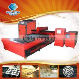 High End Stainless steel/Carbon Steel/Aluminum/Copper/Titanium Laser Sheet Metal Cutting Machine Made in China