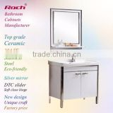 ROCH 8056 High Quality Steel Storage Bathroom Cabinet,Stainless Steel Cabinet,Bathroom Basin Cabinet