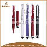 Quality Guaranteed laser pen with LED, metal touch pen,Metal ballpoint pen,metal LED pen