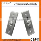 Door access controller stainless steel electrical panele emergency switch button panels exit button