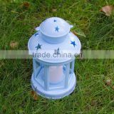 Promotion Poppas BS10 Classic ABS Plastic Cheap colorful hurricane lantern glass