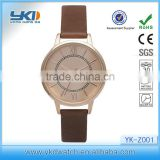 Sales lady wrist watch hot ,Japan movt lady watch with company in shenzhen ,lady watch with watch factory in alibaba website