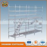 China manufacturer outdoor building construction heavy duty kwikstage system scaffolding