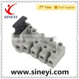 UL approved 540 feed through terminal block connector push in wire connector inter connection fuse connector fuse terminal block