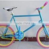 Factory derectly new good model of fixed gear bike 20""