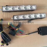 LED DRL Daytime Running Light For Mercedes BENZ W463 G class G63 G65 AMG silver white