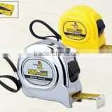 Carabiner Tape Measure ABS case 3/4''high quality measuring tape with Metric