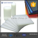 China high quality no absorbing water sheet hdpe sheet plastic uhmwpe 1000 sheet supplier