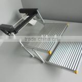 electric double folding steps for vans and motorhomes can load 200KG with CE certificate