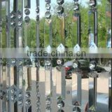 New fashional acrylic crystal bead curtain, crystal bead curtain for wedding , crystal bead curtain for wedding decor