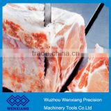 New product customized meat and bone cutting machine saw blade