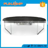 FUNJUMP quality differen sizes: 5FT,6FT,7FT,8FT,10FT,12FT,13FT,14FT,15FT,16FT trampoline rain cover