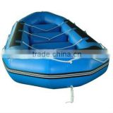 pvc inflatable air deck floor drifting boat