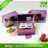 Fancy lashes packaging box