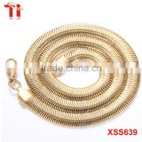 Aohua stainless steel chain Fashion jewellery pendant necklaces, new gold neck mesh chain designs for men 81xa chain