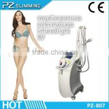 New technology high power ultrasonic cavitation radio frequency machine weight loss and stretch marks removal body massager