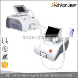 New arrival hot selling CE FDA approved mini ipl safety glass handpiece hair removal machine