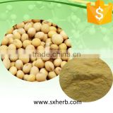 High quality soy bean extract Soy isoflavones 40% Soy seed extract powder