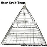 collapsible coated crab trap wire for sale