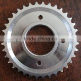 oem metal/hardened steel motorcycle chain and sprocket kits
