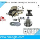 UNIVERSAL INDEX CENTER(DIVIDING HEAD)