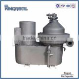 Disc Bowl Type Yeast Clarifying Separator