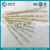 Copper brazing tungsten carbide welding rods for oilfield