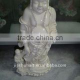 Ceramic Buddhism Statue