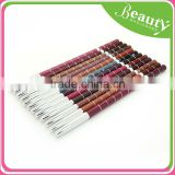 Professional Lipliner pencil Waterproof wooden blend Lip Liner Pencil