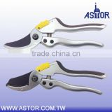 Heavy Duty Aluminum Handle Bypass Garden Pruning Shears