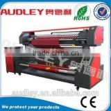Industrial havey duty digital inkjet cotton fabric printing machine with double dx7 print heads