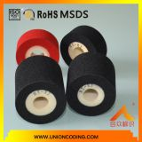 Diameter 40mm Height 40 Black HZXJ type Industrial Ink Roller