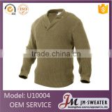 Wholesale custom cheap price military uniform made by China professional sweater manufacturer