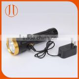 Rechargeable long shot 26650 batteries flashlight