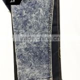 Wholesale brand name trouser types of denim material fabric