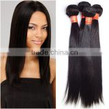 Aliexpress Darling hair Sew in Remy hair extensions, popular silky straight human brazilian remy hair extensions