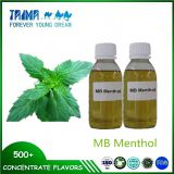 Supply high quality MB Menthol flavor and 99.95% USP nicotine for E-liquid