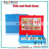 "Match it Game ""Where are you"" Family Table Game"