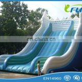 12M high inflatable dry slide commercial inflatable dry slide dry slide inflatable
