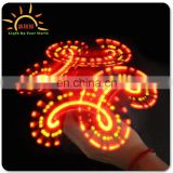 Fashion led flashing mini high quality fan for summer day