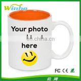 Personalized Pottery Coffee Mug For Promotion