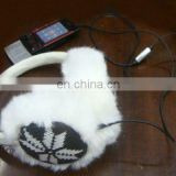 earphone ear warmer