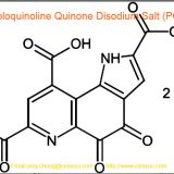 Novel Food Pyrroloquinoline Quinone Disodium Salt (PQQ) CAS No.122628-50-6