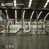 Industrial Continuous Waste Tyre Pyrolysis Production Line