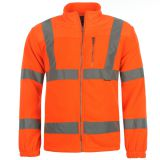 Hi vis workwear  windproof jacket