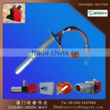 Ceramic Igniter Electrode for Biomass Boil Ignition