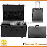DJI Phantom 2/3 Aluminum Protection Case box password lock trolley case Hard Case RC Drone Case