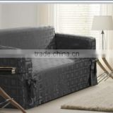 Ready made In Stock100% Polyester Simple Sofa Cover Design Fabric L Shape Sofa Cover With Love Set And Sofa Slipcover                                                                         Quality Choice