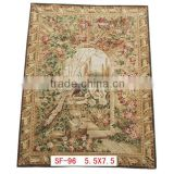 Home Decoration Aubusson Tapestry Wall Hanging